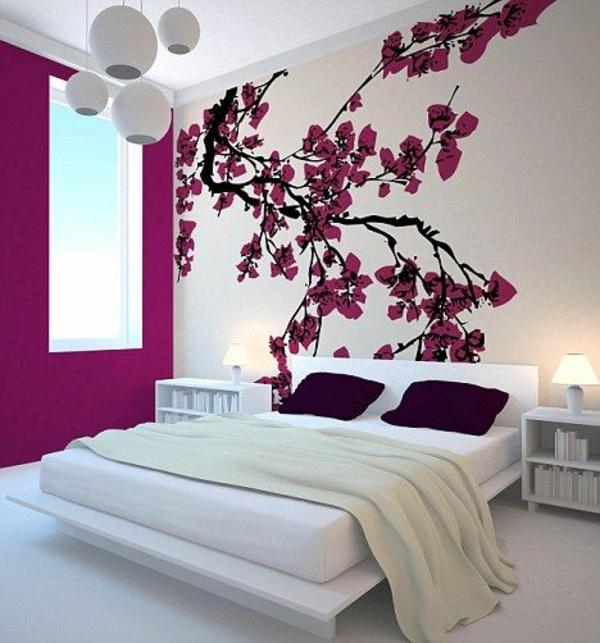 Farbgestaltung schlafzimmer passende farbideen f r ihren for Master arredamento interni
