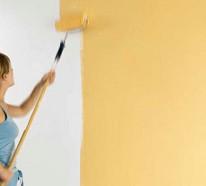 Wandfarbe eierschalenfarben – neutrale, zarte Farben für Ihre Wandgestaltung