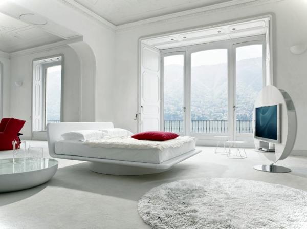 Einrichtungsideen schlafzimmer modern  Schlafzimmer modern einrichten ~ Übersicht Traum Schlafzimmer