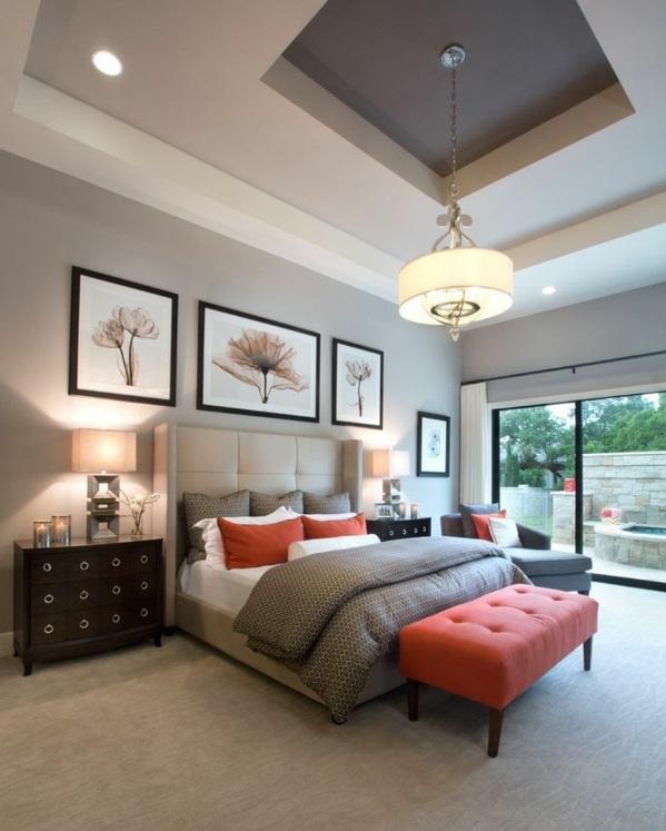 Feng Shui Schlafzimmer Farben