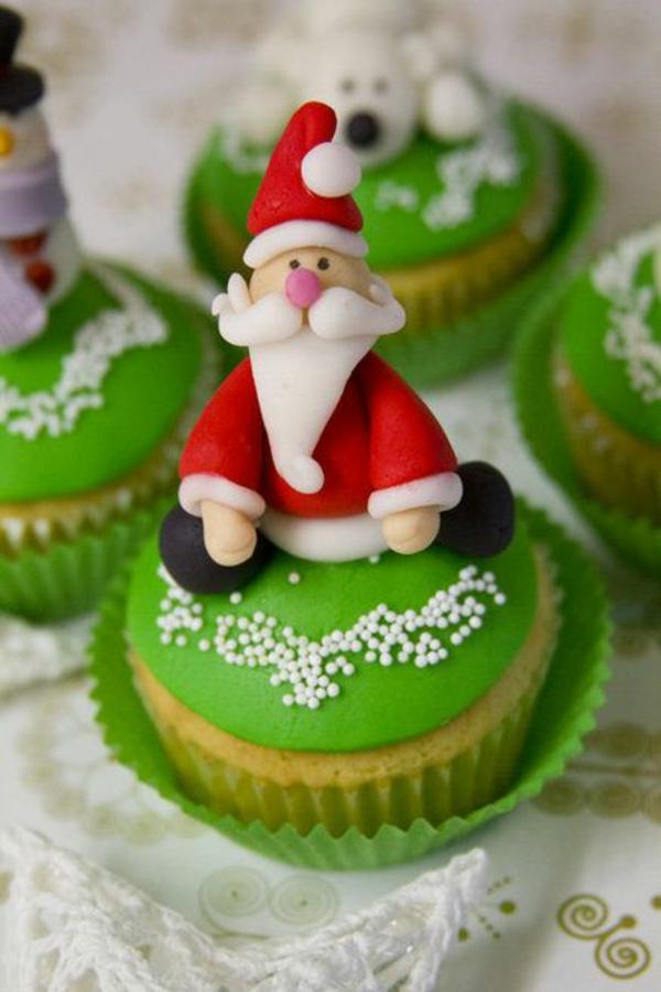 festliche tischdeko weihnachten Weihnachtsplätzchen gebäck grün