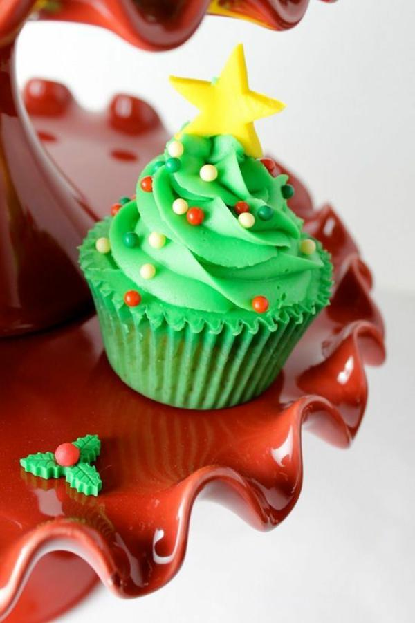 festliche tischdeko weihnachten Die besten Weihnachtsplätzchen grün creme