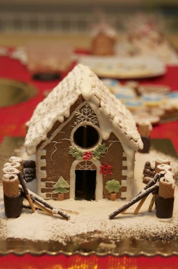 festliche tischdeko weihnachten besten Weihnachtsplätzchen haus