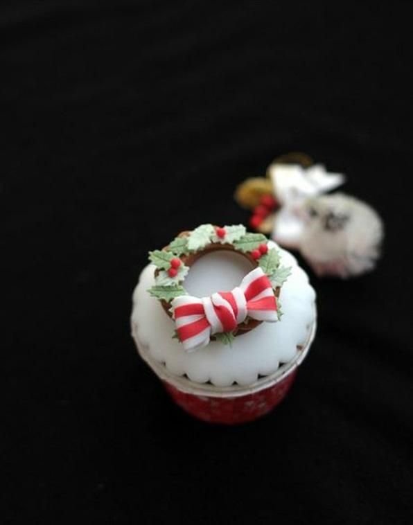 festliche tischdeko weihnachten die besten Weihnachtsplätzchen muffins
