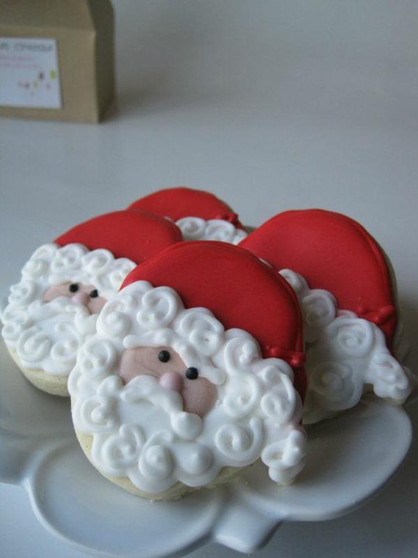 festliche tischdeko weihnachten Weihnachtsplätzchen thematisch