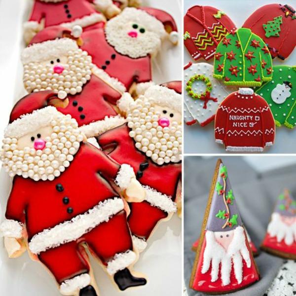 festliche tischdeko weihnachten Die besten Weihnachtsplätzchen weihnachtsmann