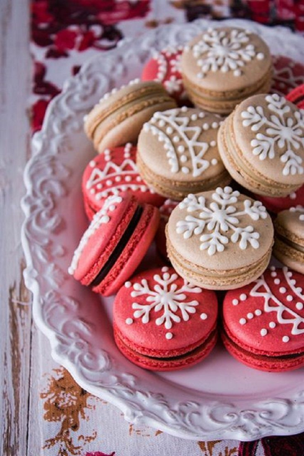 Die Besten Weihnachtskekse.Die Besten Weihnachtsplätzchen Und Festliche Tischdeko Zu Weihnachten