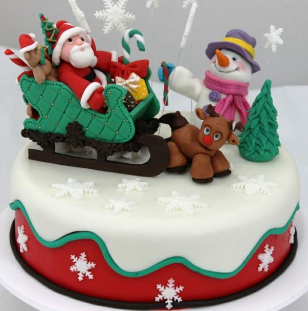 festliche tischdeko weihnachten einfache plätzchen backen schnee