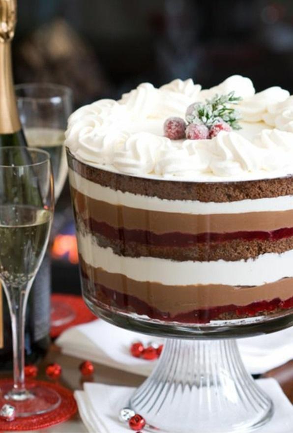 festliche tischdeko weihnachten einfache plätzche  backen schokolade