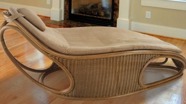 rattan liege wohnzimmer:Rattanmöbel im Innenbereich- welche sind die Vorteile der