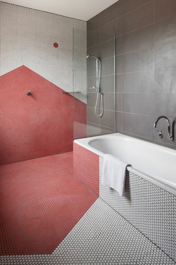 Die richtige fliesenfarbe f r ihre k che ihr bad aussuchen for Bad farben ideen