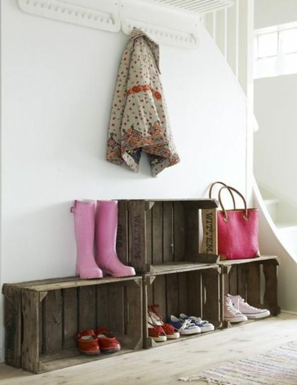 Holzregal bauen oder einfach kaufen - verschiedene ...