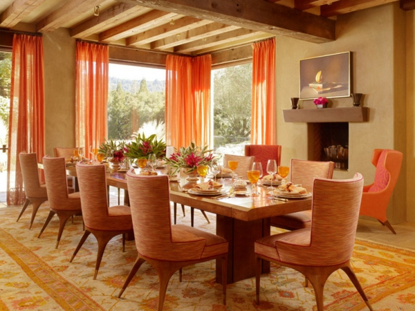 Dekorationsvorschläge Gardinen war nett design für ihr wohnideen