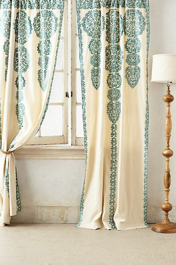 wohnzimmer naturfarben:Gardinen Dekorationsvorschläge – Tipps und Bilder für Ihr Zuhause