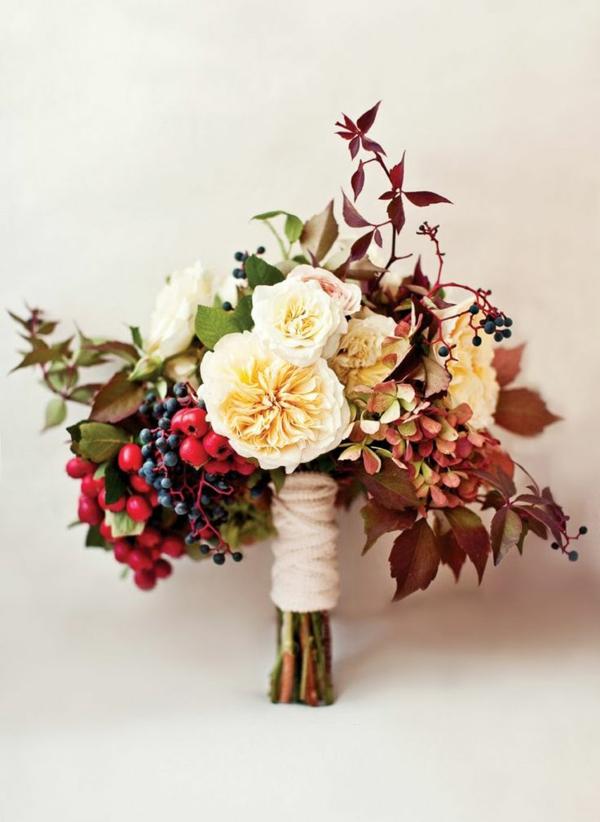 helle farben herbstblumen balkon bündel bouquet