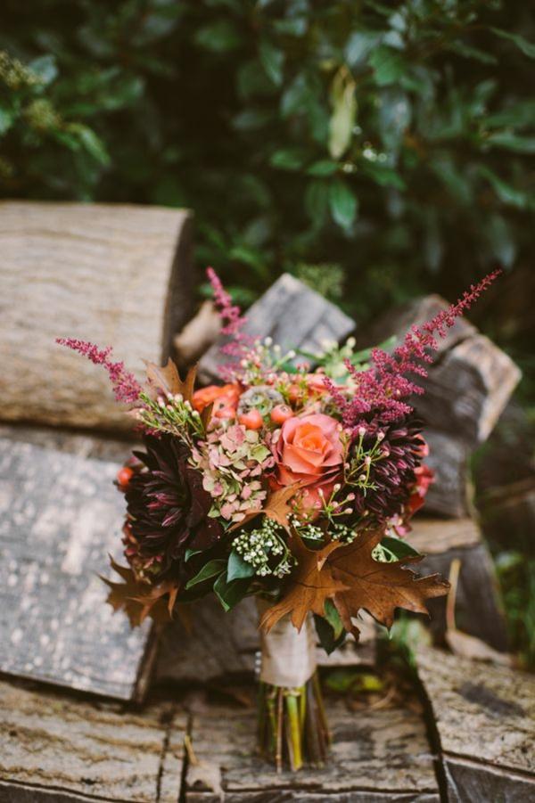 blumen balkon blumen im herbst kombiniert bouquet