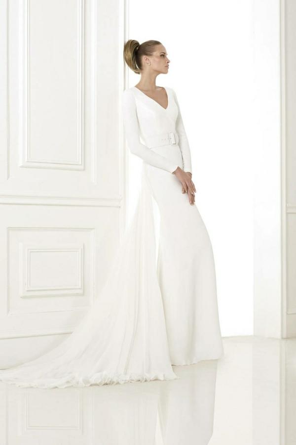 hochzeitskleid designer pronovias brautmode hochzeitskleid