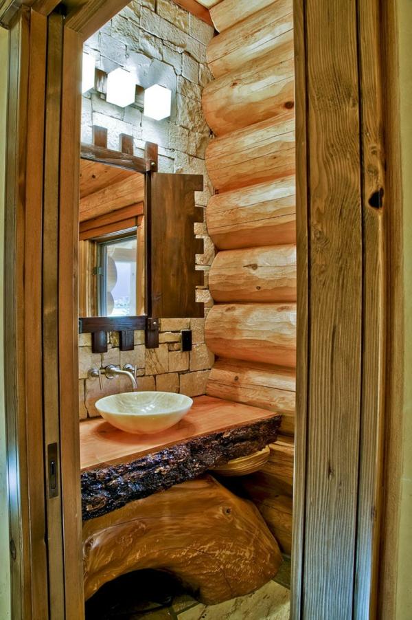 accessoires waschbecken holz im badezimmer platten - Holz Im Badezimmer