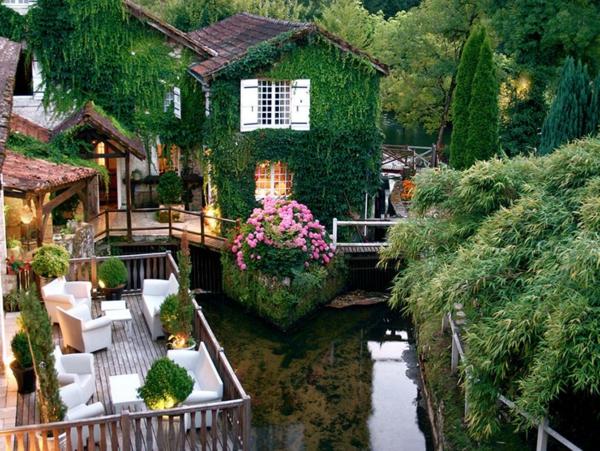 hotel le moulin du roc frankreich weltweit grün