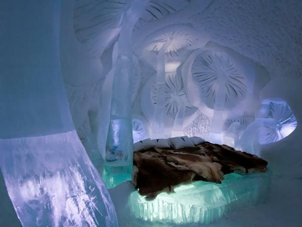 ice hotel jukkasjarvi schweden