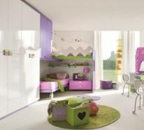 Kinderzimmer Gestaltung – grelle Farbtöne clever einsetzen