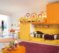 ▷ Kinderzimmer gestalten - 1000 stilvolle Wohnideen für Ihr ... | {Kinderzimmer gestalten 75}