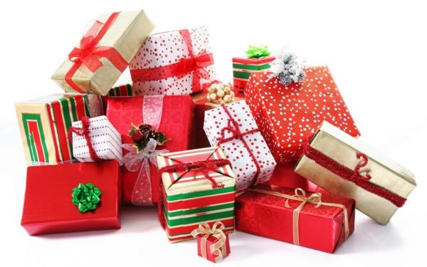 weihnachtsgeschenke basteln mit kindern bastelideen
