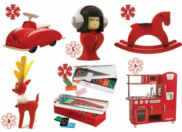 ideen für weihnachtsgeschenke kinder gemischt