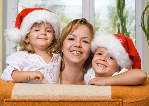 ideen für weihnachtsgeschenke kinder mama