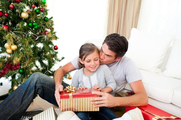 ideen für weihnachtsgeschenke kinder vater