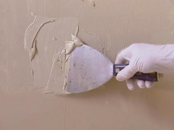 Gut gemocht Wände Verputzen - die Streichputz-Mischung selber machen NV39
