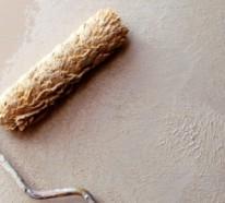 Wände Verputzen – die Streichputz-Mischung selber machen