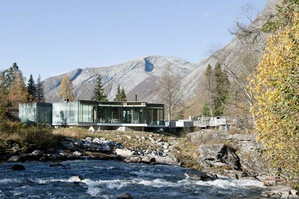 juvet landscape resort norwegen