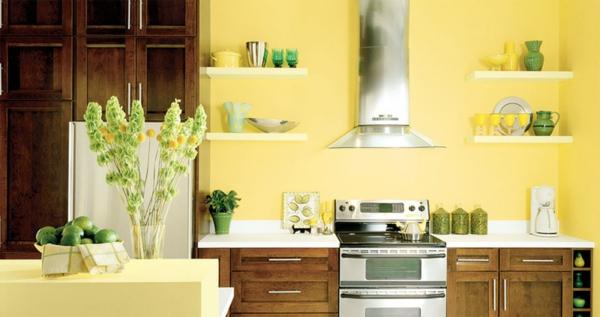 Welche Wandfarbe Kuche Farben Ideen - Design