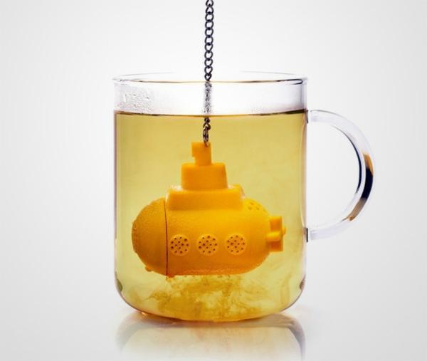 kreative Dekoideen Teeei Unterseeboot