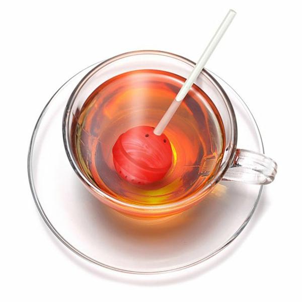 kreative Dekoideen kinder Teeei lutscher