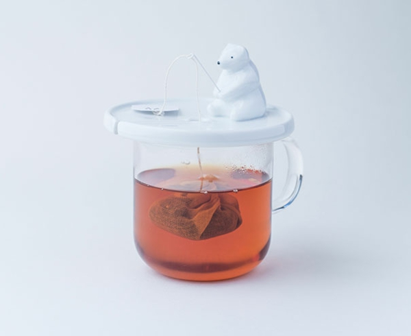kreative Dekoideen für Teeei bär angeln