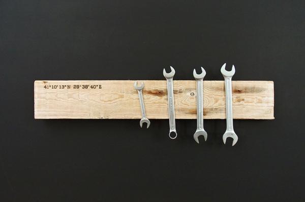 magnettafel selber machen magnettafel aus treibholz von. Black Bedroom Furniture Sets. Home Design Ideas