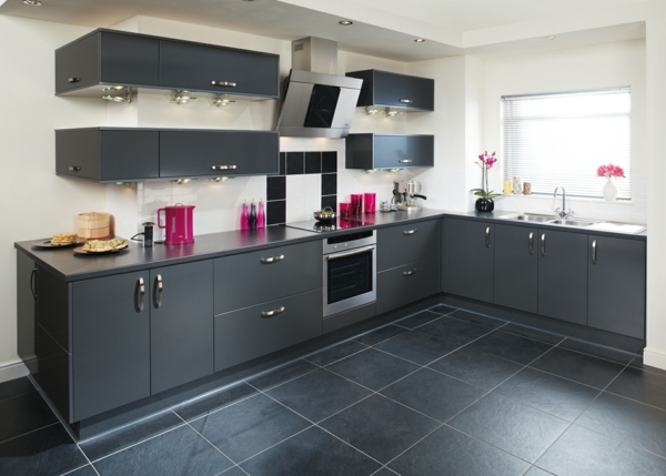 metod küchen graphit grau