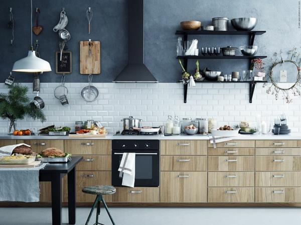 metod küchen holz unterschränke