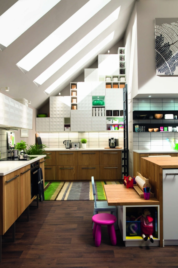 metod küchen offener grundriss