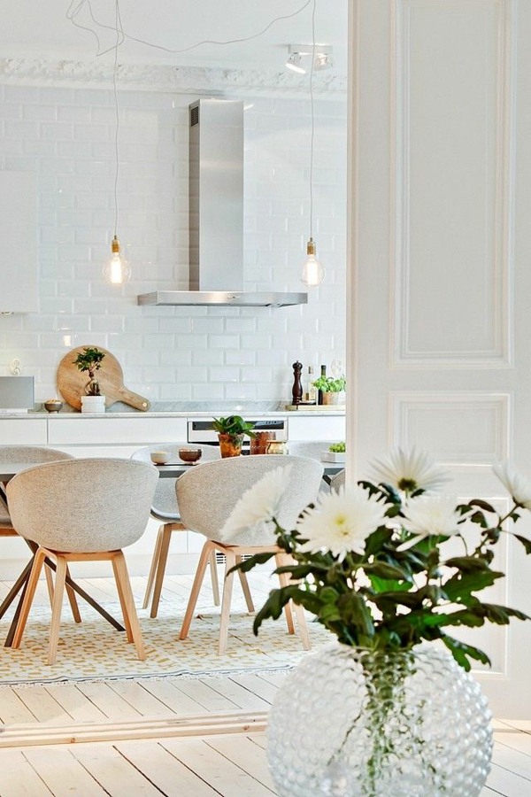 Stunning Die Elegante Ausstrahlung Vom Modernen Esszimmer Design ...