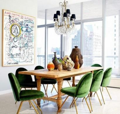 40 Moderne Esszimmerstuhle Die Dem Raum Ein Cooles Aussehen
