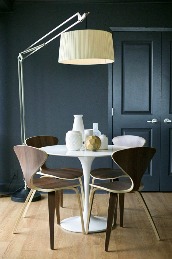 esszimmer stühle esstische küche esszimmer stehlampe