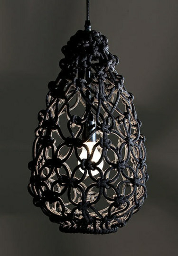 pendelleuchten led pendellampen lampenschirm