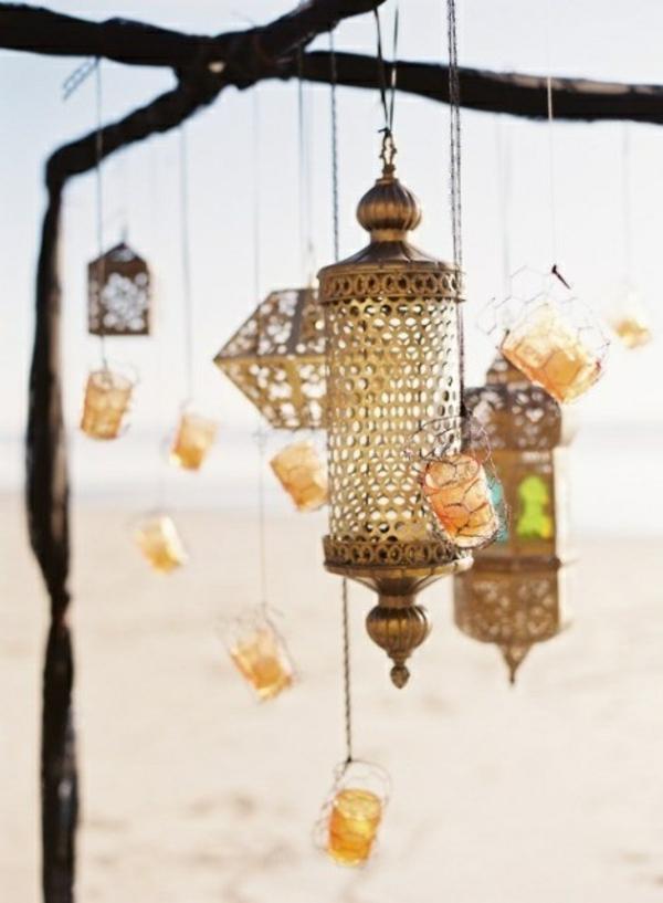 moderne pendelleuchten led pendellampen marokkanisch