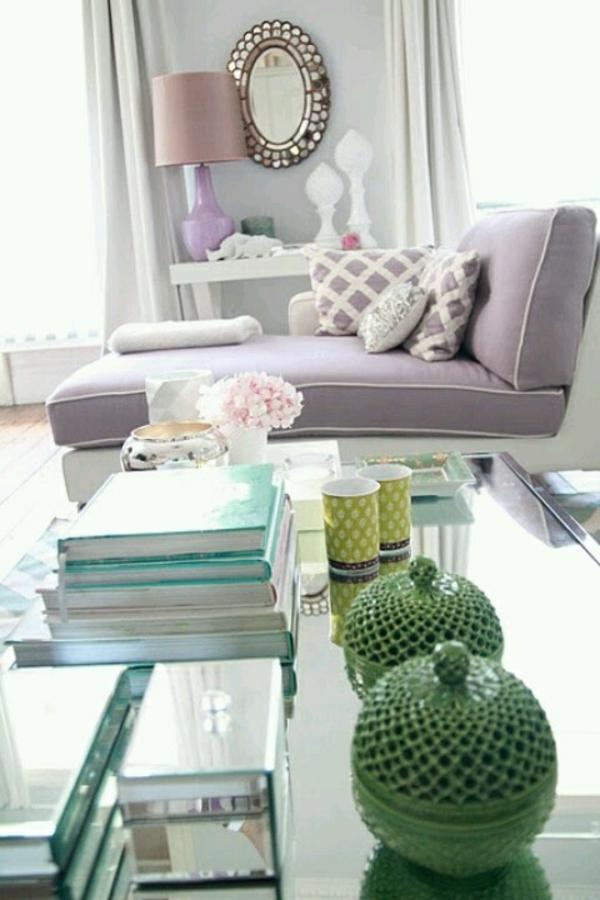 moderne wohnzimmer gestaltung stylisch tipps dekoartikel