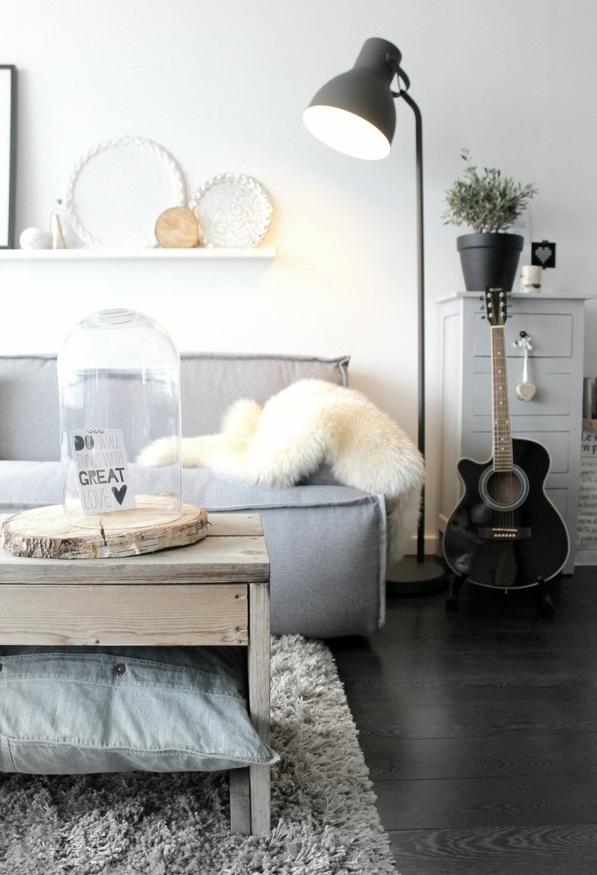 moderne Wohnzimmereinrichtung Ideen stylisch tipps sofa