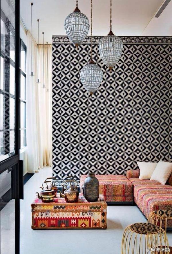 moderne Wohnzimmereinrichtung Ideen stylisch tipps wanddeko