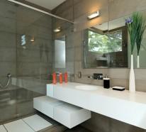 Modernes Badezimmer Ideen – wie Sie die Natur näher bringen können